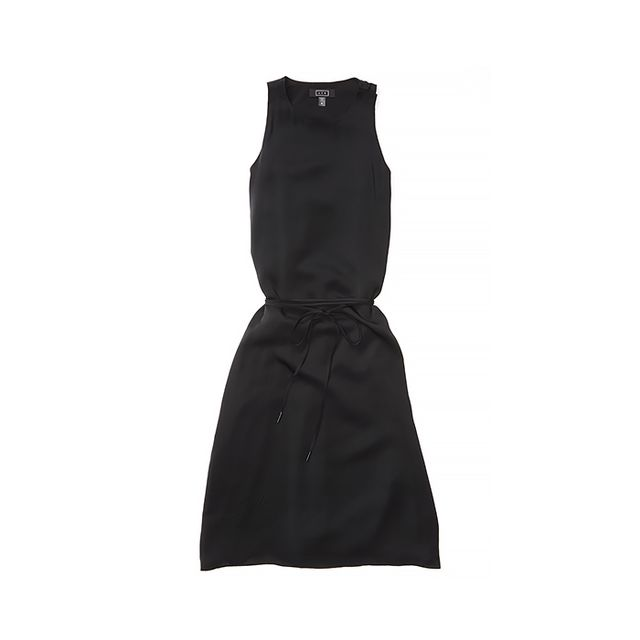 AYR The Razor Dress in Black