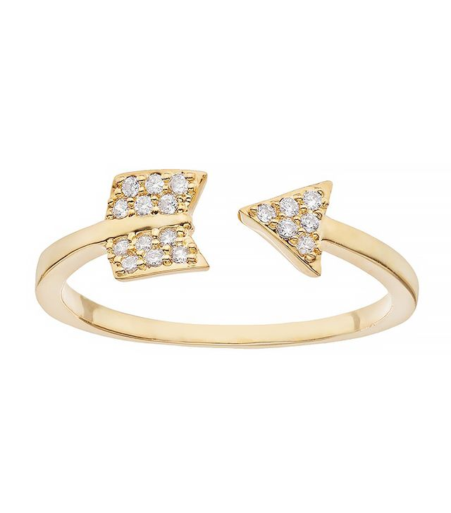 LC Lauren Conrad Arrow Ring
