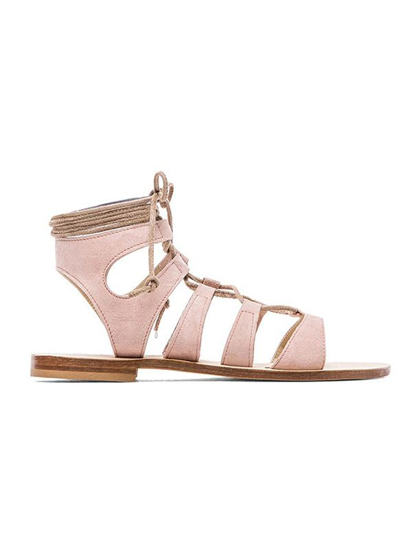 Cornetti Recommone Gladiator Sandals