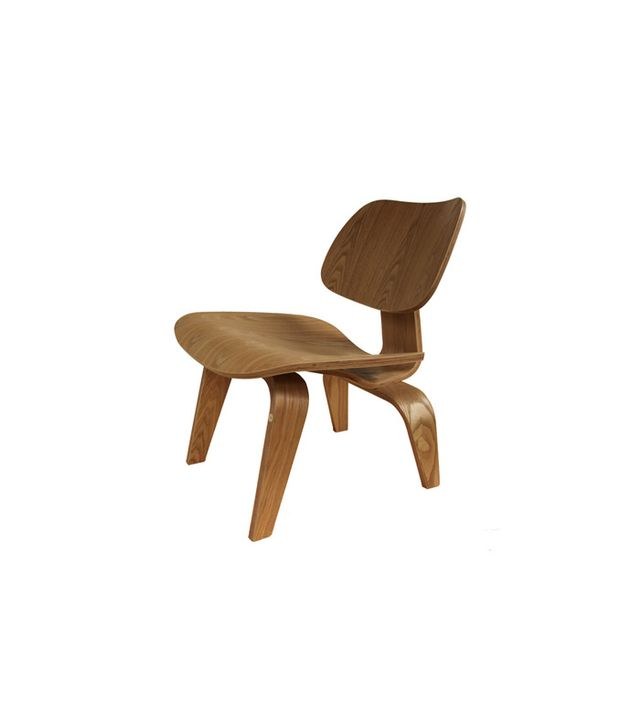 Overstock 'LCW' Plywood Lounge Chair