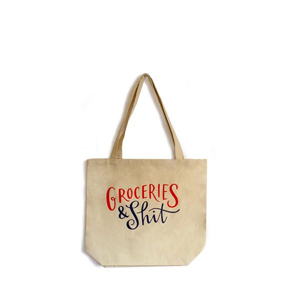 Emily McDowell Groceries Etc. Tote
