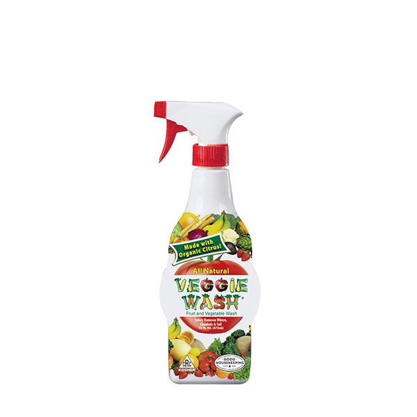 Veggie Wash Natural Fruit & Vegetable Wash