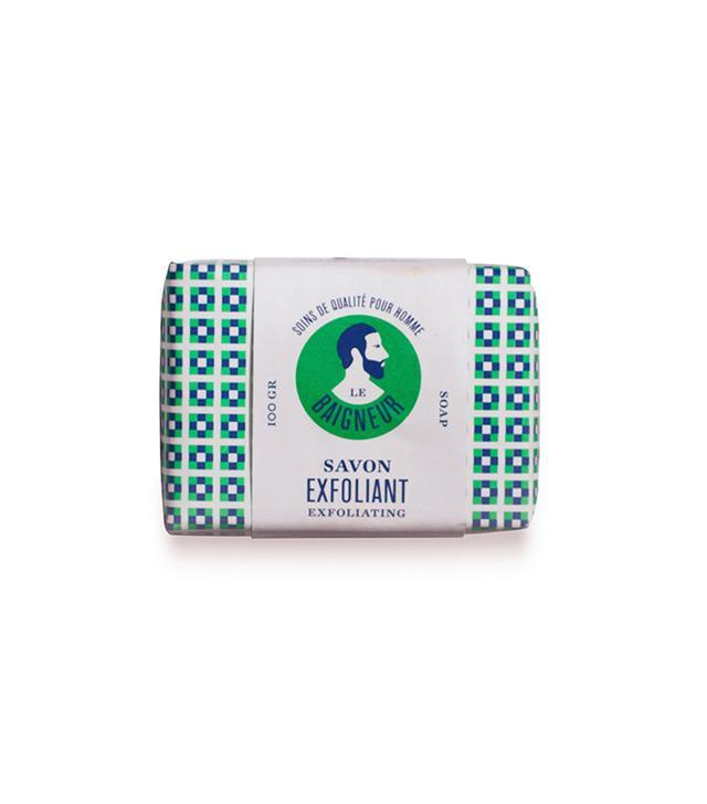 Le Baigneur Organic Exfoliating Soap