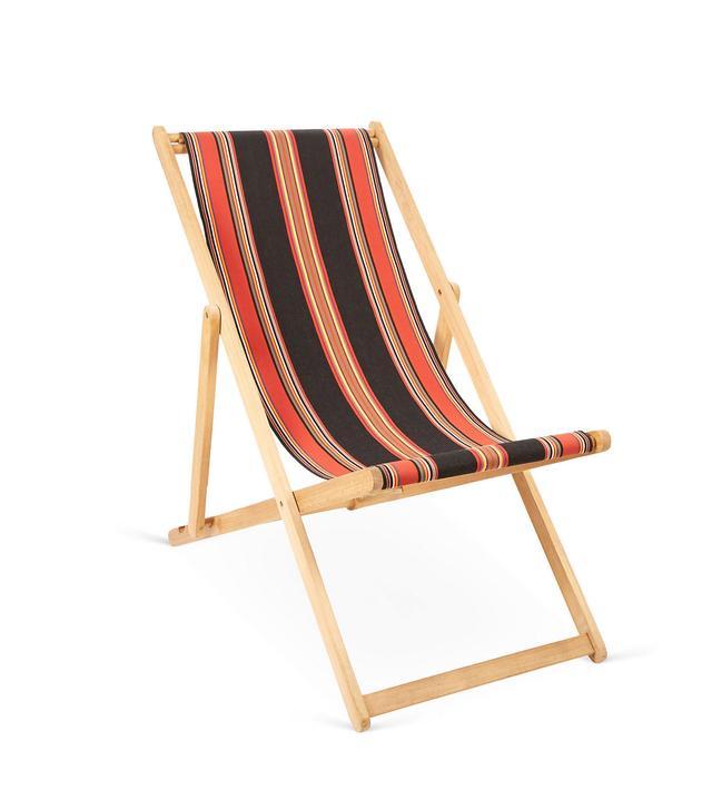 Les Toiles du Soleil Jules Deck Chair