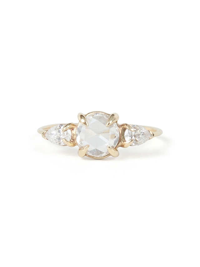 Catbird Jewellery Serena the Swan Ring
