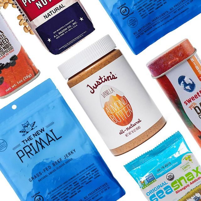 5 Nutritionist-Approved Snacks to Keep at Your Desk