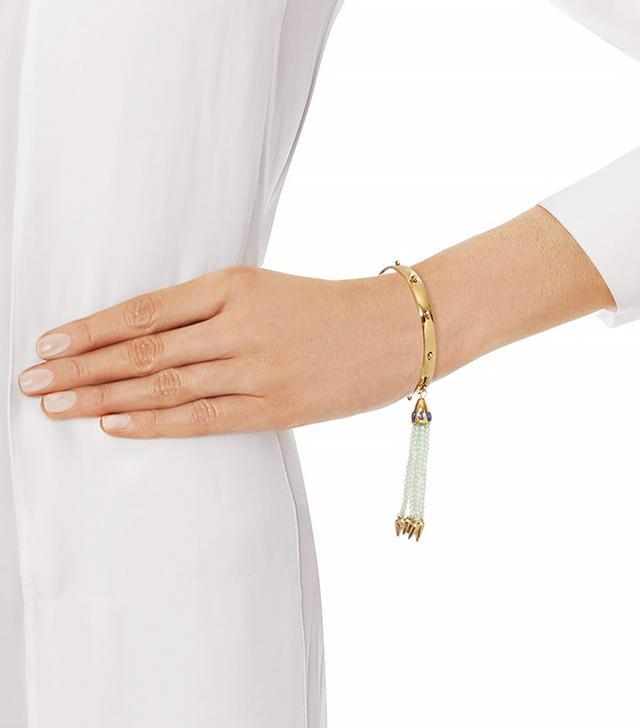 Lulu Frost Nomaid Tassel Bracelet