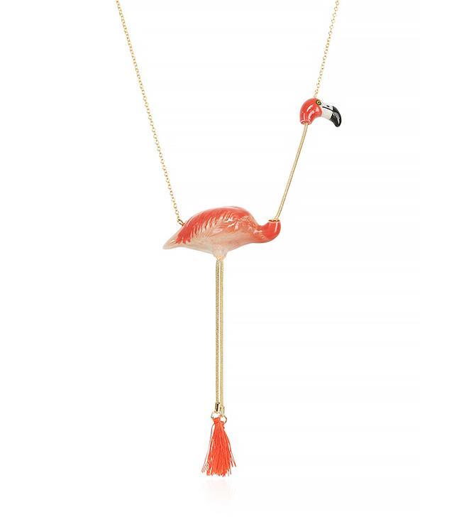 Nach Flamingo Necklace