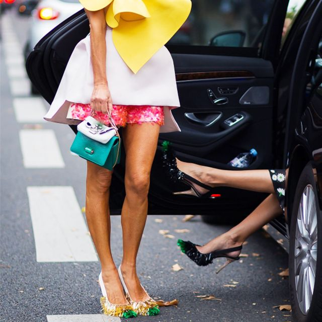Microtrend: The New Shoe Style We're Seeing Everywhere