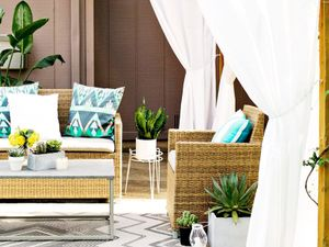 3 Styling Ideas for Your Outdoor Living Room