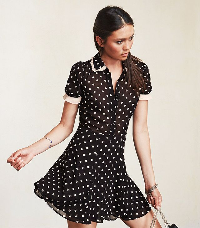 Reformation Mckendrie Dress
