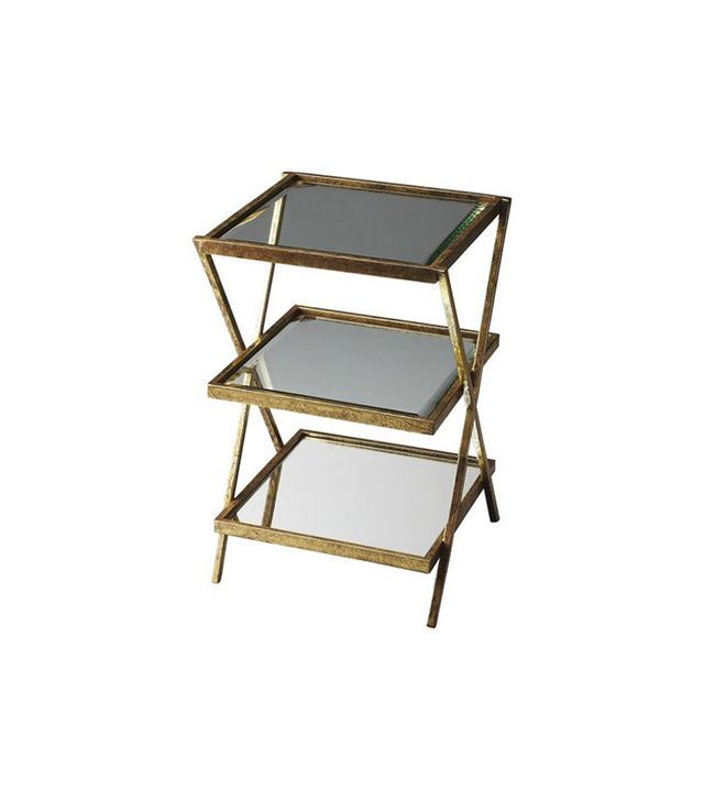 One Kings Lane Molokai Tiered Side Table
