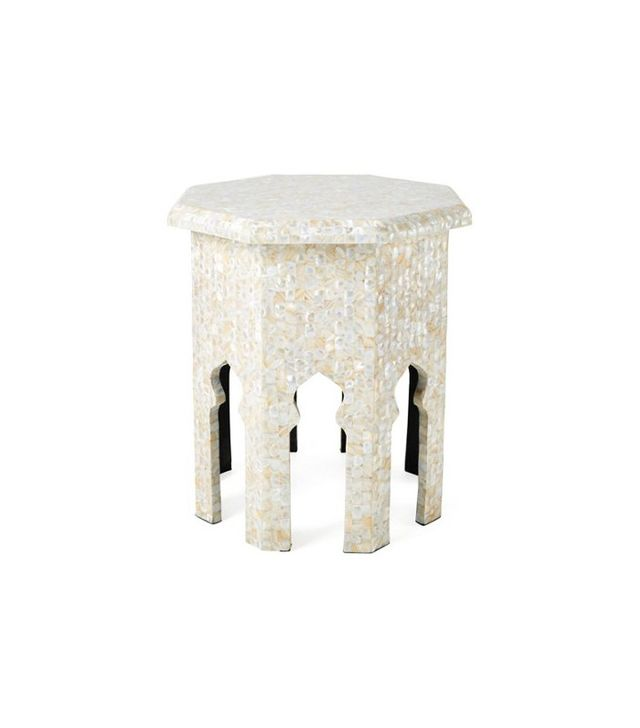 Jamie Young Vivien Shell Side Table