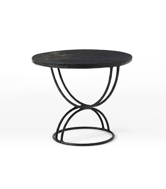 West Elm Disc Side Table