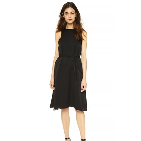 The Razor Dress, Black