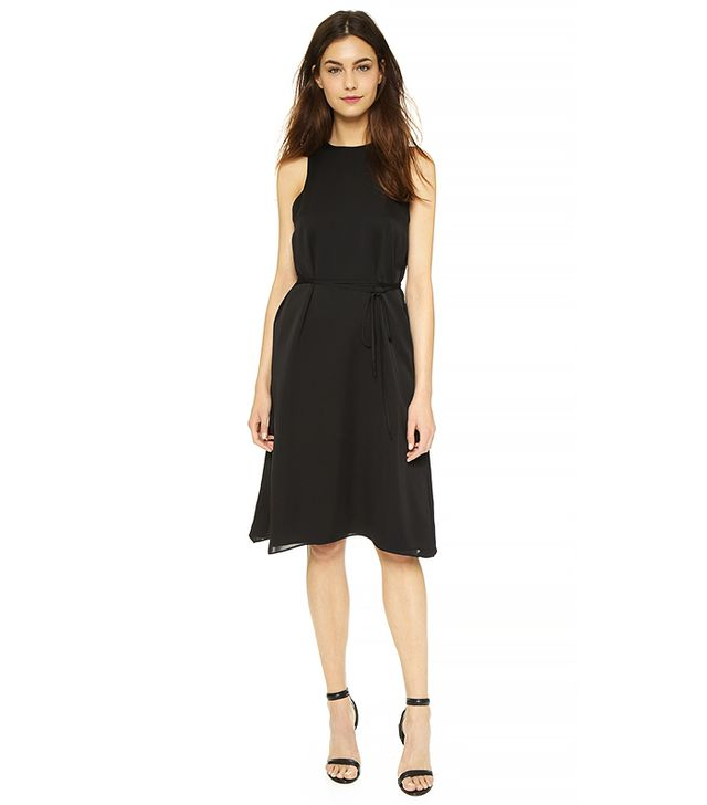 AYR The Razor Dress, Black