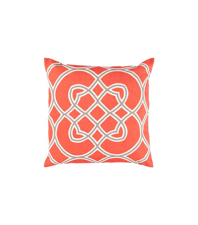 Serena & Lily Diamond Pillow Cover