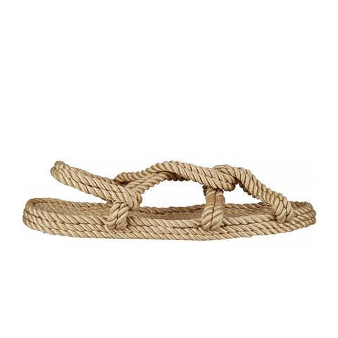 Gurkees Biot Rope Sandals