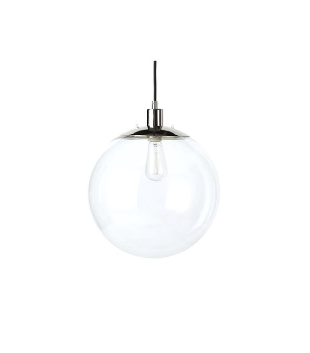 West Elm Globe Pendant Large