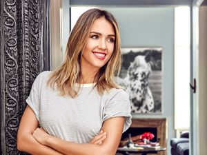 First Look: Jessica Alba's Colorful Crib Collection