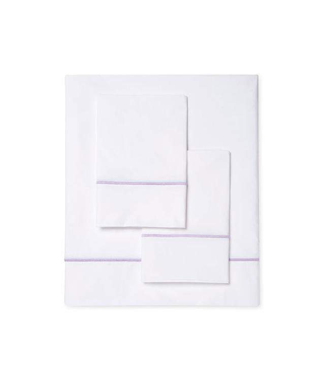 Errebicasa Hotel Collection Italian-Made Percale Sheet Set