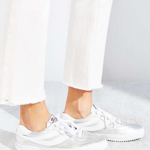 2832 Cotmetw Metallic Sneaker
