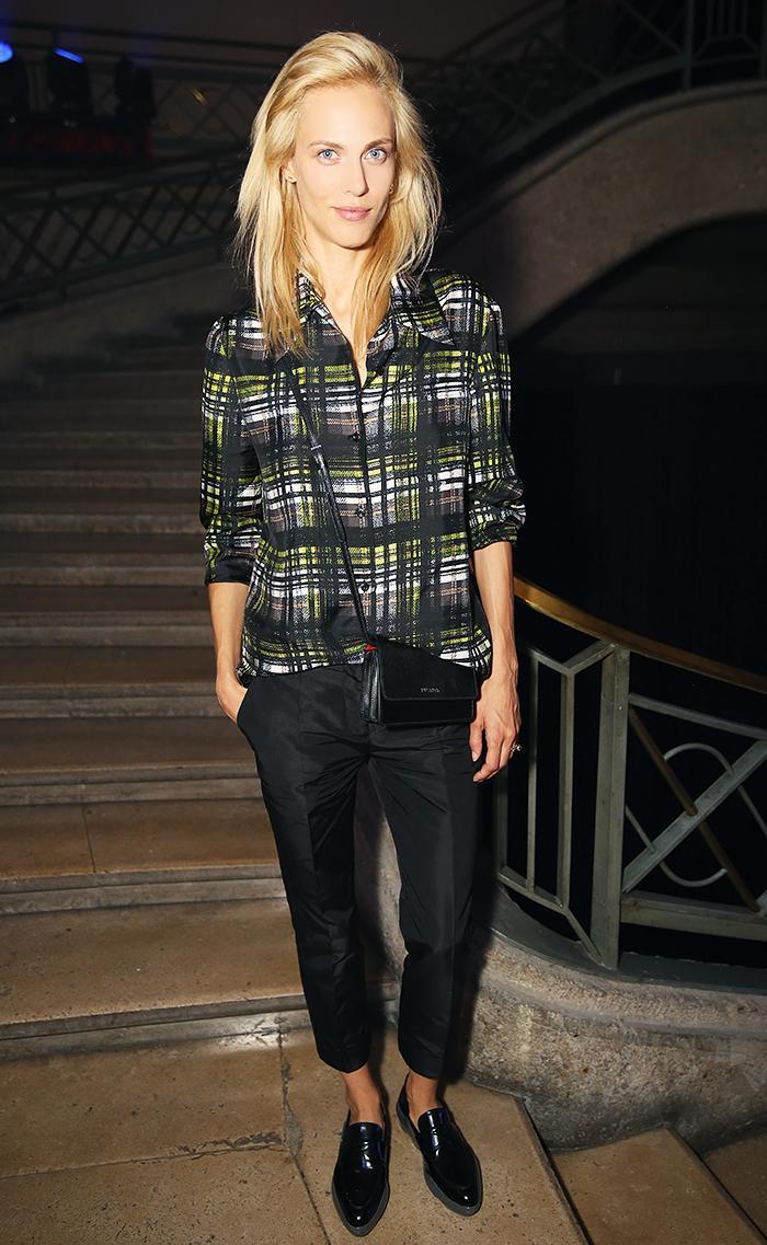 Aymeline Valade model style