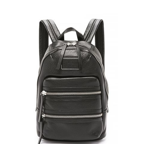 Domo Biker Backpack, Black