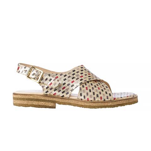 Malaika Klimt Sandals