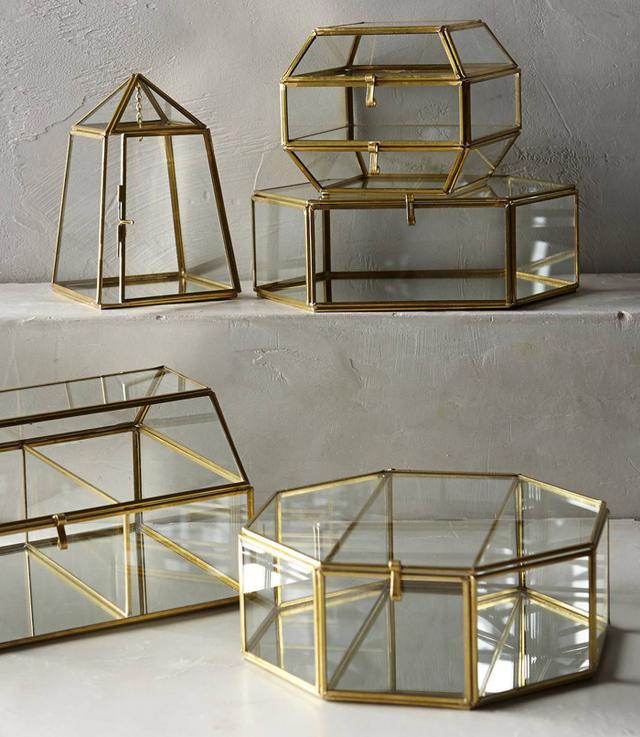 Anthropologie Arca Jewellery Box