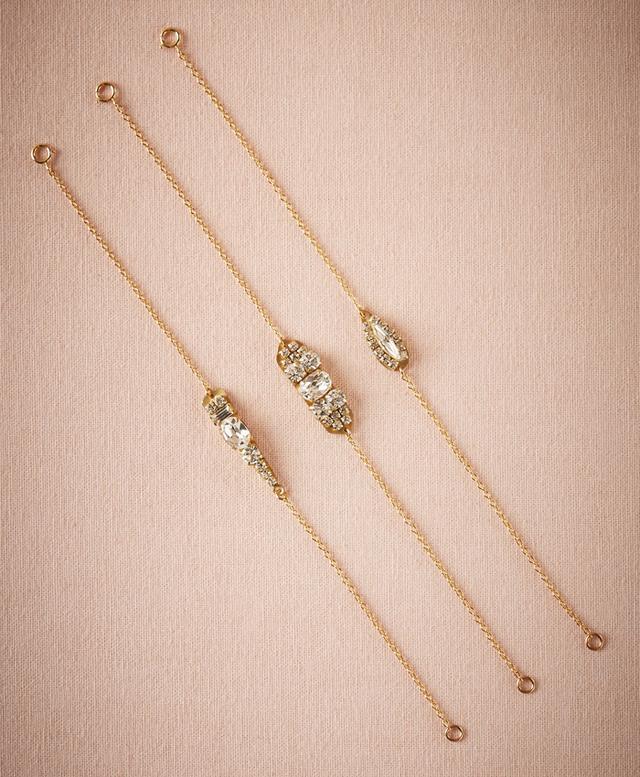 Sandy Hyun Louisa Crystal Bracelet