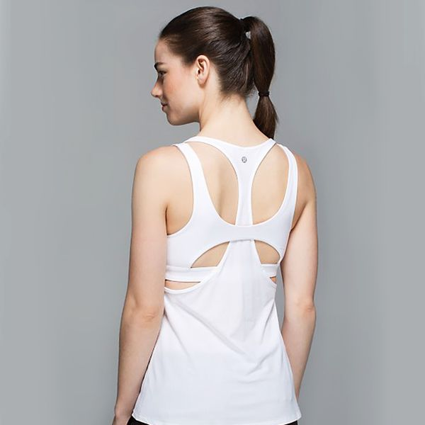 Lululemon All Sport Support Tank