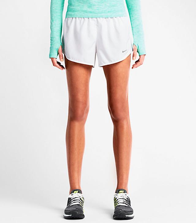"Nike 3"" Modern Embossed Tempo Running Shorts"
