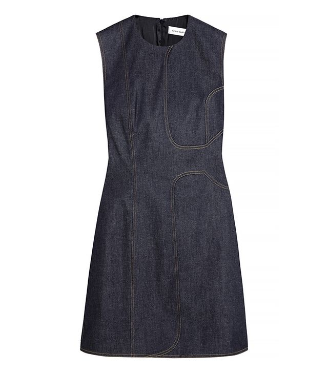 Victoria Beckham Denim Mini Dress