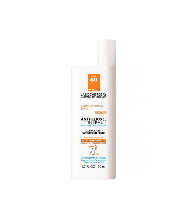 La Roche-Posey Anthelios 50 Tinted Mineral Ultra Fluid Sunscreen