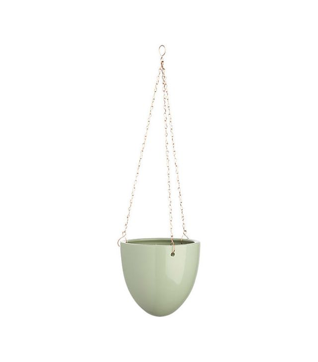 CB2 Page Hanging Planter
