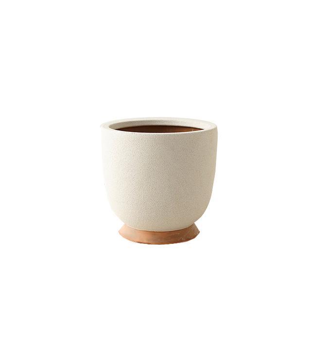 Terrain Chalked Clay Urn