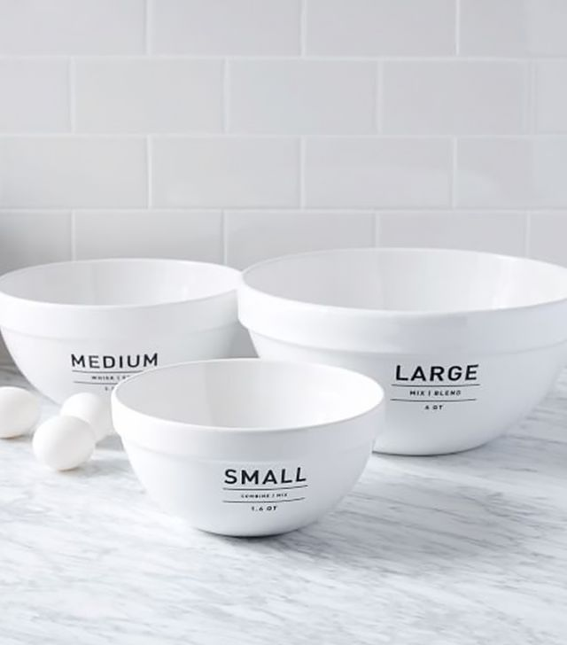 West Elm Utility Mixing Bowl Set