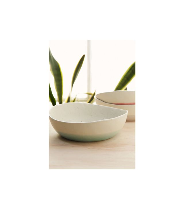 Urban Outfitters Speckled Dip Bowl
