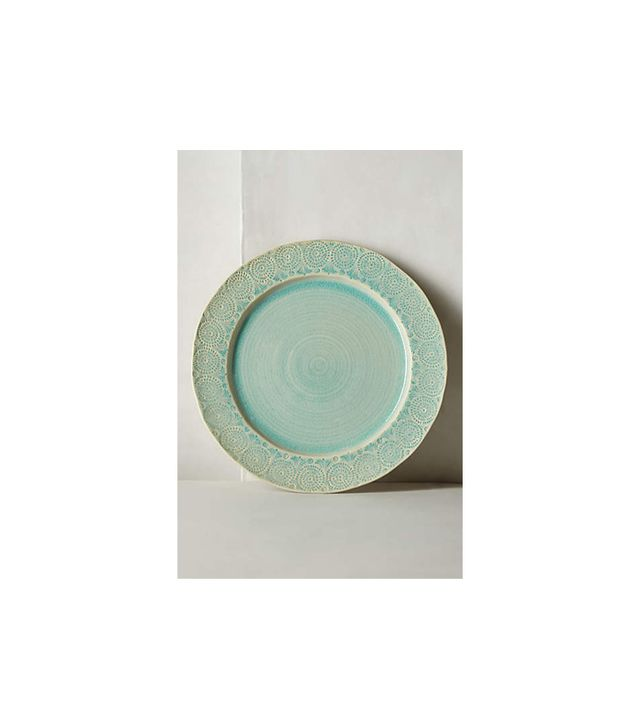 Anthropologie Old Havana Dinnerware