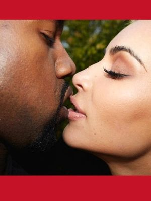First Look: Kim And Kanye's Intimate Photo Booklet By Juergen Teller