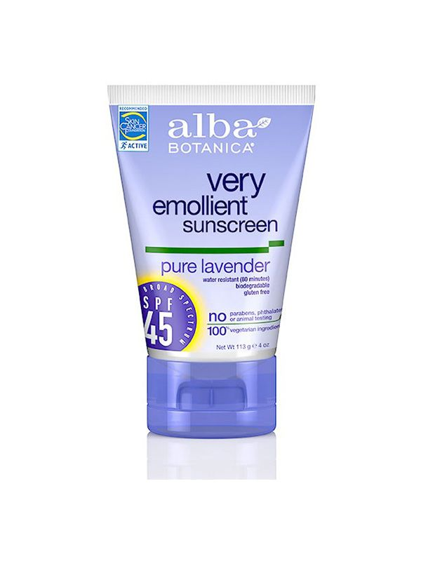 Alba Botanica Mollient Sunscreen