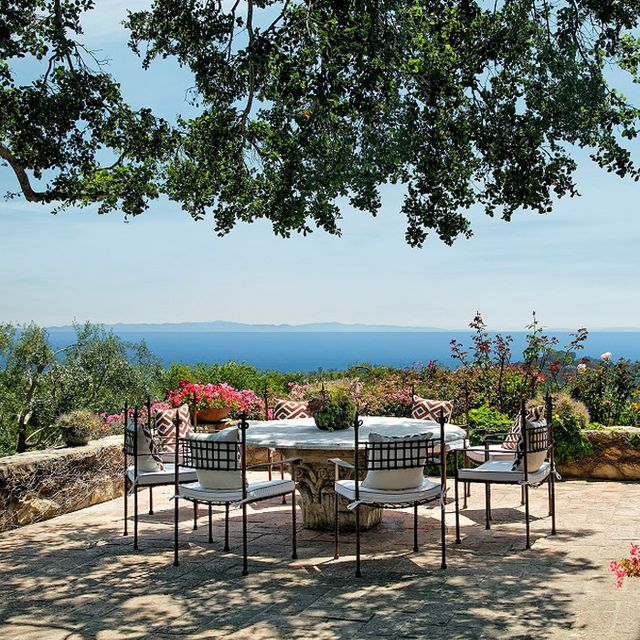 Inside Jeff Bridges's Insanely Beautiful Montecito Estate