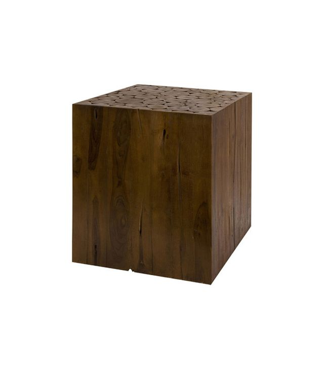 Bradley Teak End Table