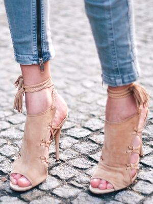 #TuesdayShoesday: Shop Our Favourite Fancy Nude Heels