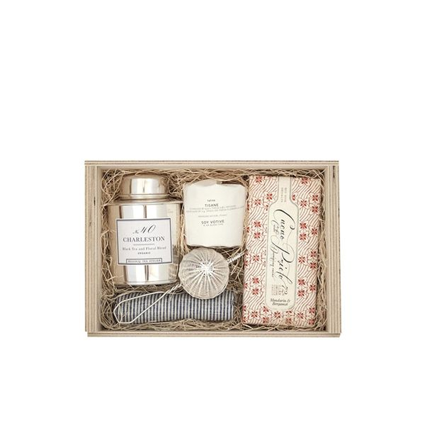 Simone LeBlanc Afternoon Tea Box