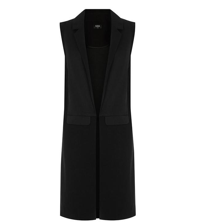 Oasis Longline Waistcoat