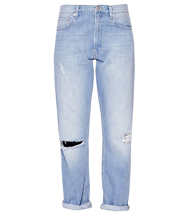 French Connection Ripped Boyfriend Jeans