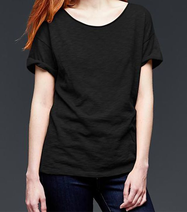 Gap Roll-Sleeve Tee