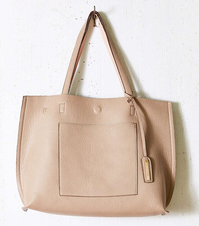 Urban Outfitters Reversible Vegan Leather Tote